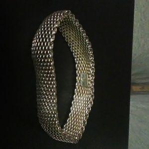 Tiffany & Co. Jewelry - Vintage Tiffany & Co. Sterling Silver  bracelet